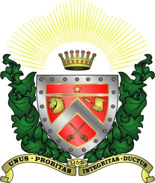 Omega Delta Phi logo (Featured logo)