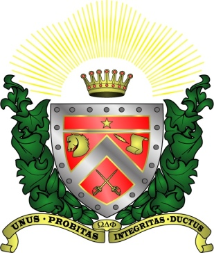 Omega Delta Phi logo (Featured logo)