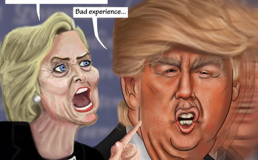 Hillary / Trump PoliticalDebate
