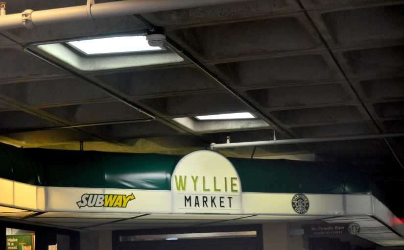 Subway contract ends, Wyllie seeks new restaurant