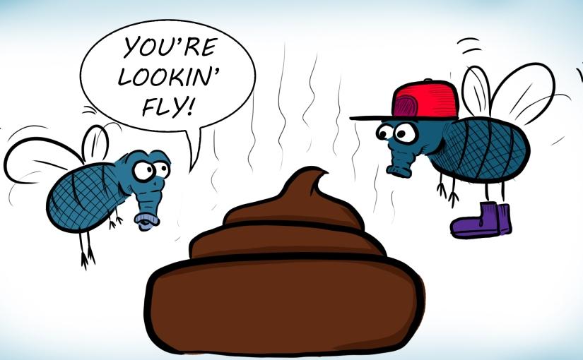Lookin' fly