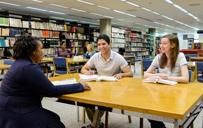 """UW-Parkside's library wins """"Library of the Year""""award"""