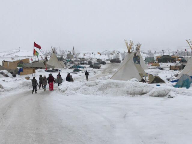 Students Standing Rock 2
