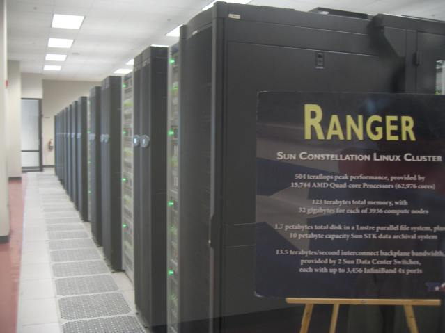 TACC-Ranger-computercluster