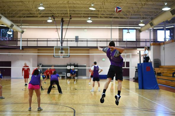 Volleyball_Intramural