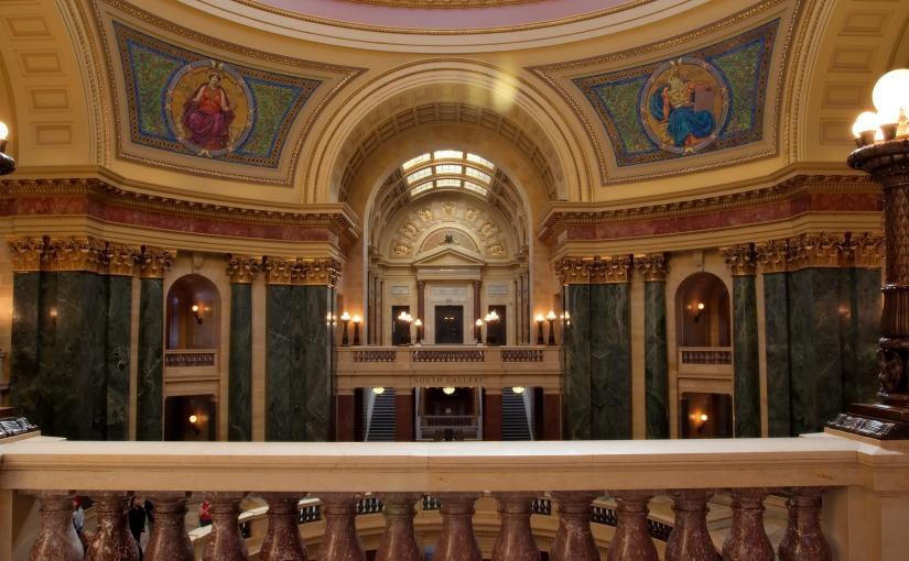 Wisconsin senate talks new immigration bill