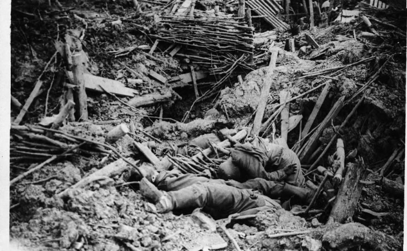 This Week in History | A blast from the past: Messines Ridge in the first world war