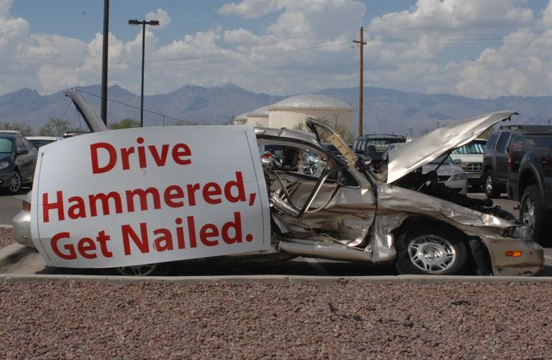 Driving impaired: Is it worth therisks?