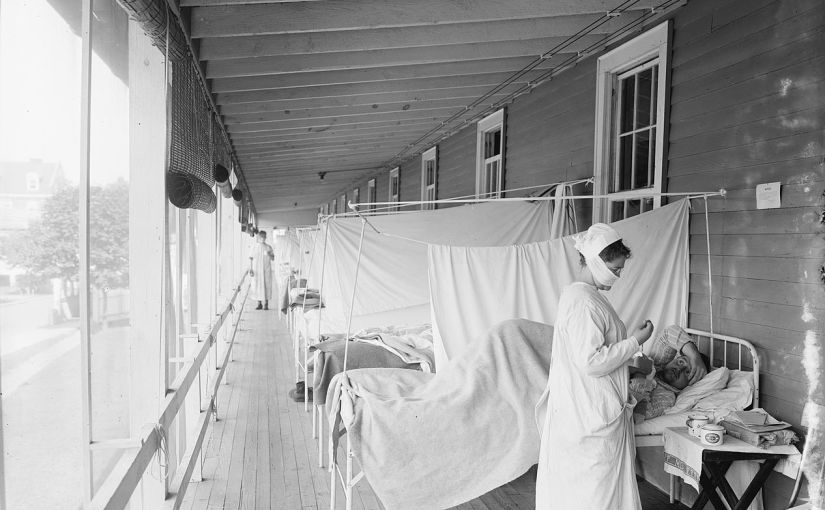 This Week in History | The Spanishinfluenza