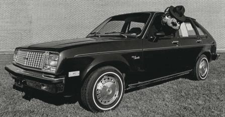 ranger car
