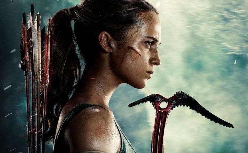 "Newest ""Tomb Raider"" sufferspitfalls"